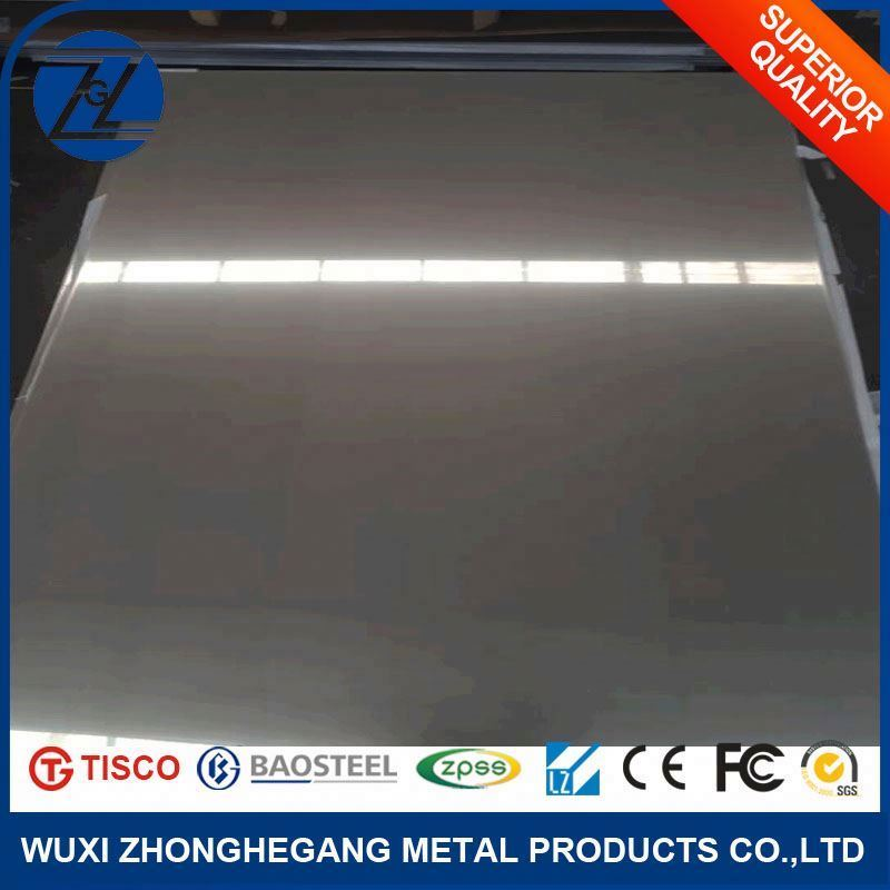 manufacture aluminum cold rolled stainless steel sheet grade 304 316