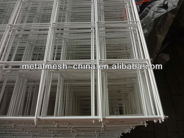 high quality low price good reputation gi welding wire mesh panel