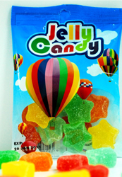 40g Jelly Candy, Gummy Candy, Sweets