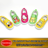 new fashion designer casual baby sports canvas cartoon shoes for kid