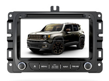 Car Stereo Car Dvd Player Car Radio GPS Navigation for Jeep Renegade