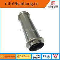 Stainless steel slip pipe couplings and fittings manufacture