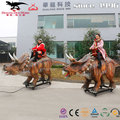 amusement equipments dinosaur rides for outdoor