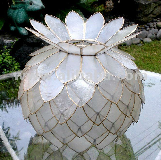 Lamp Accessories / Shell Lamp / Handmade Lamp