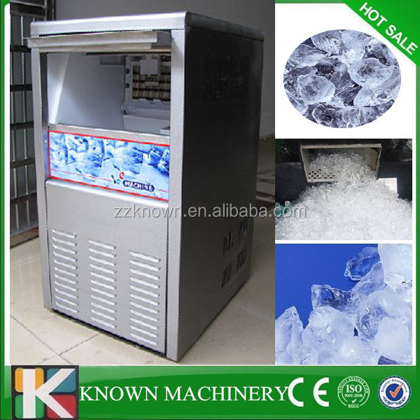 Cheap price offer promotion cube ice machine,small ice cube making machine
