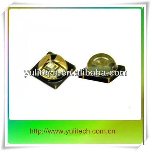 High Efficacy 365nm/385nm/395nm/405nm UV LED Emitter for uv glue/inkjet curing offered by Shanghai Yuli