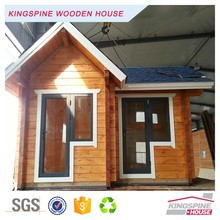 Low Price Wooden Tool House Garden House Prefabricated Log cabin KPL-056
