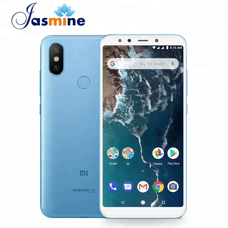 "Wholesale Xiaomi Mi A2 Snapdragon 660 4GB 32GB 5.99"" Xiomi Flip <strong>Android</strong> One Smart Mobile <strong>Phones</strong>"