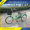 Good Price 500W Three Wheel Electric Bike 36V 11Ah For Cargo