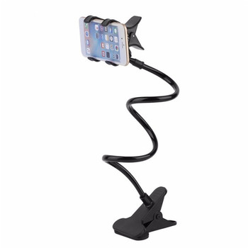 Universal Long Arm Flexible Lazy Phone Holder for Cellphone