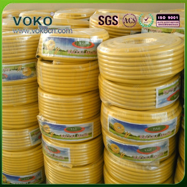 Corrosion Resistance Delicate Durability Durable For Use Rubber Silicon Garden Hose