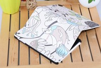 3D sublimation film leather case for ipad mini 2 Phone case cover for ipad mini case