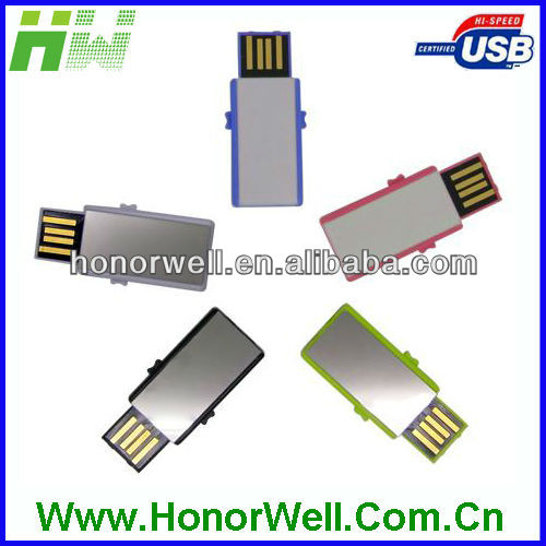 Best Selling Mini Custom Thin Usb Key Stick