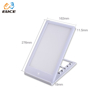 3 level adjustable screen touch switch digital therapy light