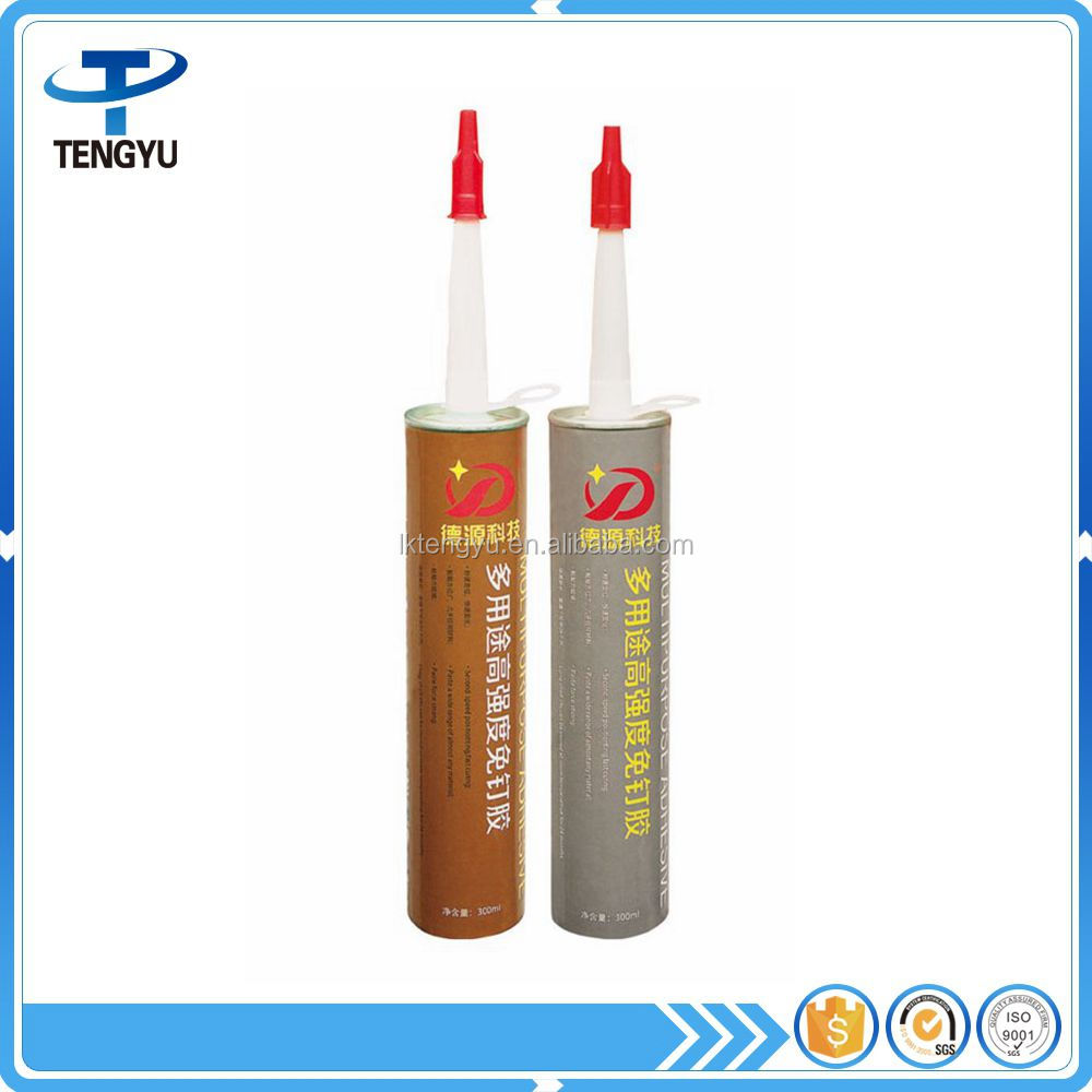 Super nail glue construction adhesive