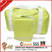 Promotional bag travel, folding travel bag, golf bag travel cover