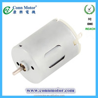 Cost price Nice looking 6v 12v 100rpm dc gear motor for toys