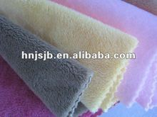 100%polyester super soft velvet fabric / micro velboa fabric / toy fabric blankets,pajamas,toy,home textile