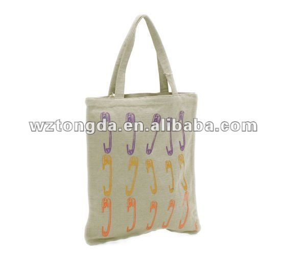 high quality cheapest canva cotton tote bag