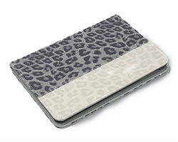Leopard carry case for ipad mini