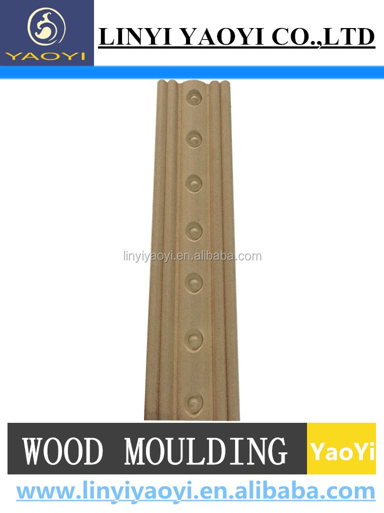 primed MDF baseboard mouldings price
