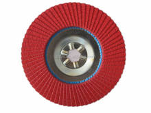 VSM Ceramic and Zirconia Coated Abrasive Flap Discs