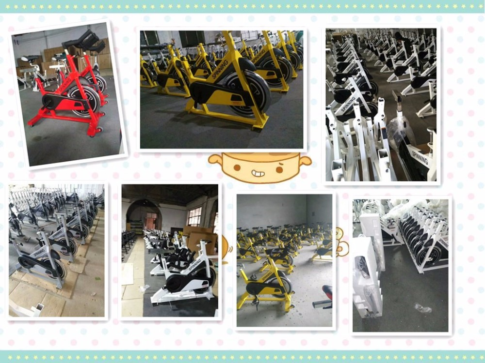 Gym used High quality/ningjin selling best/professional design/Spinning bike