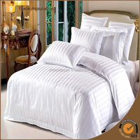 300TC Jacquard Wholesale Bedding Set Hotel Fine Duvet Cover