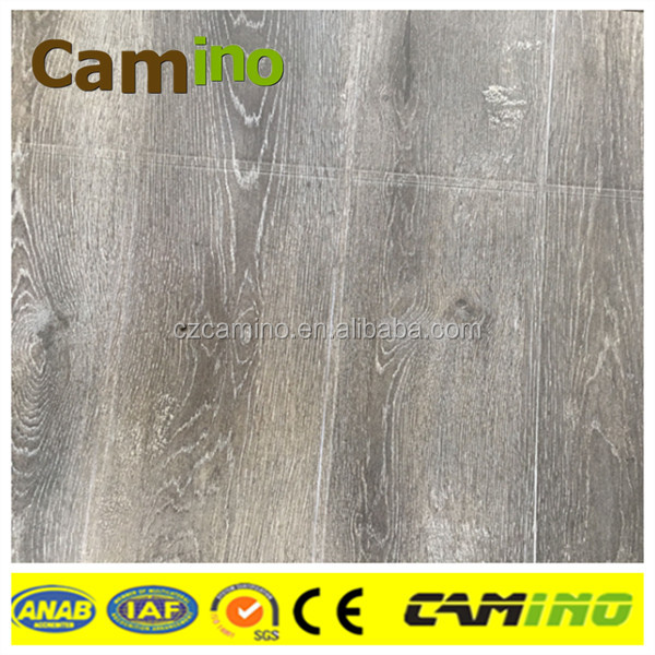 Walnut Laminate wood flooring HDF core engineered wood floors