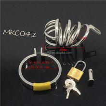 Metal male chastity device CB6000S cock cage penis ring male chastity belt penis lock sex products for men BDSM CBT Fetish C041