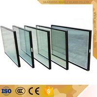 High quality Low-e insulated glass, tempered building glass, Hollow glass for window