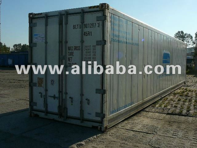40 ftHIGH CUBE REFRIGERATED CONTAINERS