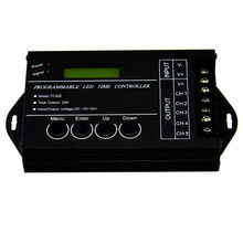 tc420 led time controller aquarium lighting timer programmable dimmer