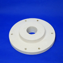 alumina ceramic disc made with 80-99 al2o3