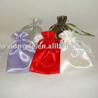 Satin Wedding Favor Jewelry Gift Bags