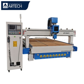 Syntec control system 2030 woodworking cnc router machine with best price