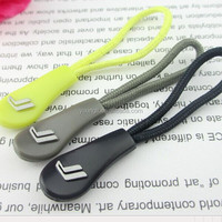factory price metal slider.industrial zippers and sliders.outdoor goods slider puller