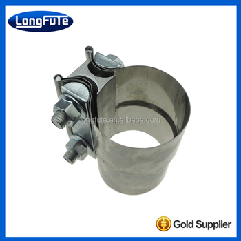 Custom Stainless Steel Metal Stamping Steel Pipe Clamp