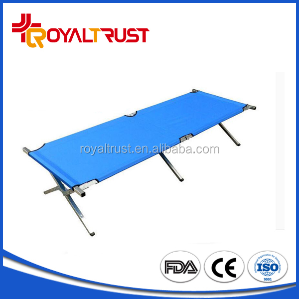 Best selling products Folding camp cot outdoor beach beds