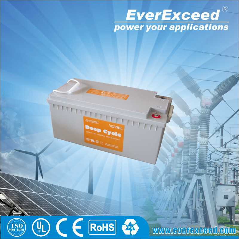 2015 Hot sell high quality energy storage dry cell battery ups
