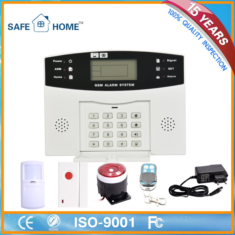 Wholesale Offers Good Quality Personal Home Alarm Manufacturer in China