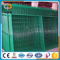 China Products Folding Welded Garden Wire Mesh Fence