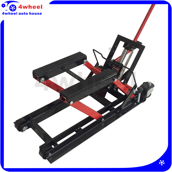 1500LB Hydraulic Manual Motorcycle Lift with CE