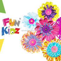 Craft DIY Girls Flower Kits