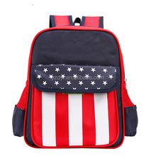 Top quality 600D backpack style wholesale children school bag