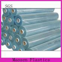 PVC sheet in rolls for packing or making bags pvc matting frosting film