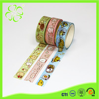 Chinese Supplier Washi Masking Tape Stocklot Halloween