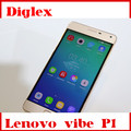 Lenovo Vibe P1 4G Lte MSM8939 Octa Android 5.1 google Play 3GB Ram 16GB Rom Google Play 1920*1080p Unlocked Phone