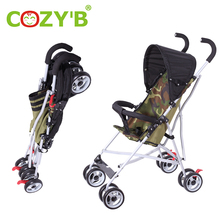 Easy To Carry Ultralight Cheap Folding Baby Stroller 2 In 1