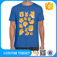 Hot Sale Design Your Own Cheap Cotton Tshirt Printing Made In China